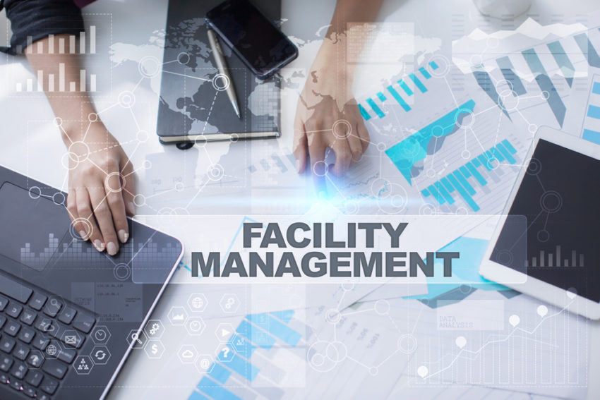 facility management spend